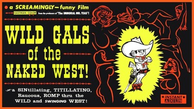 Wild Gals of the Naked West Trailer