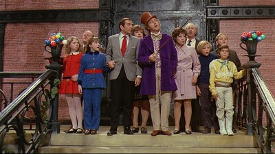 Willy Wonka & the Chocolate Factory Trailer