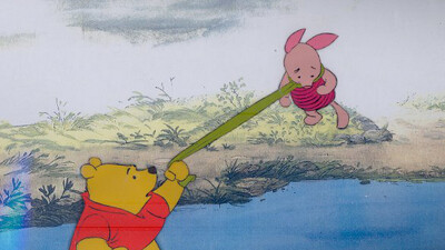 Winnie the Pooh and the Blustery Day Trailer