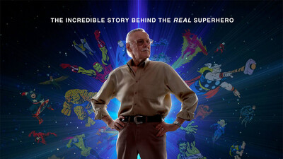With Great Power: The Stan Lee Story Trailer