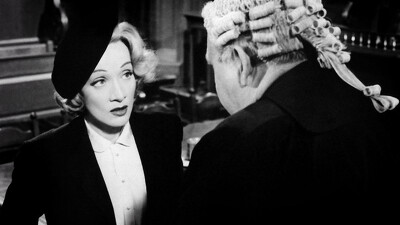 Witness for the Prosecution Trailer