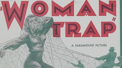 Woman Trap Trailer