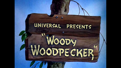 Woody Woodpecker Trailer