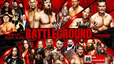 WWE Battleground 2013 Trailer