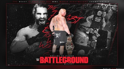 WWE Battleground 2015 Trailer