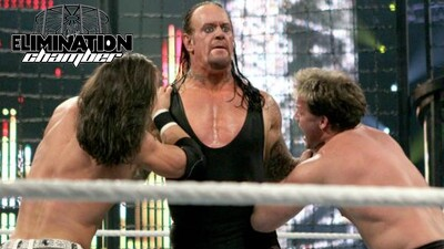 WWE Elimination Chamber 2010 Trailer