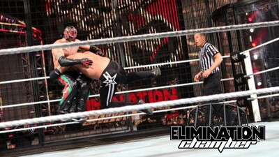 WWE Elimination Chamber 2011 Trailer