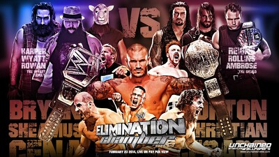 WWE Elimination Chamber 2014 Trailer