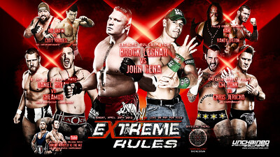 WWE Extreme Rules 2012 Trailer