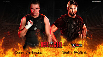 WWE Hell In A Cell 2014 Trailer