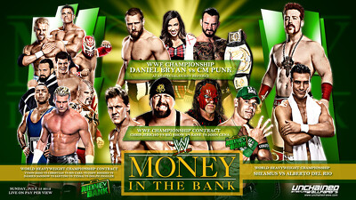 WWE Money In The Bank 2012 Trailer