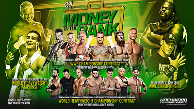 WWE Money in the Bank 2013 Trailer
