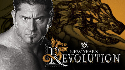 WWE New Year's Revolution 2005 Trailer