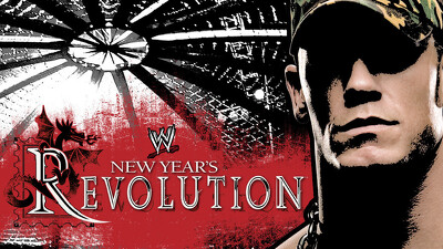 WWE New Year's Revolution 2006 Trailer