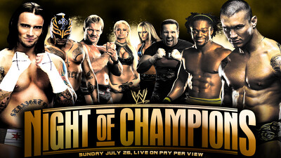 WWE Night of Champions 2009 Trailer