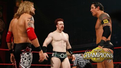 WWE Night of Champions 2010 Trailer