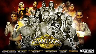 WWE Night of Champions 2013 Trailer