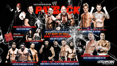 WWE Payback 2013 Trailer