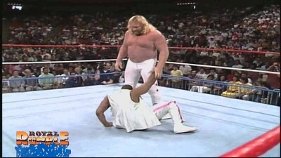 WWE Royal Rumble 1989 Trailer