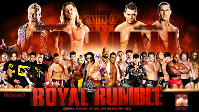 WWE Royal Rumble 2011 Trailer