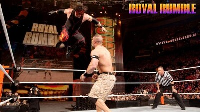 WWE Royal Rumble 2012 Trailer