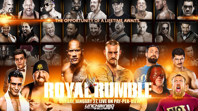 WWE Royal Rumble 2013 Trailer