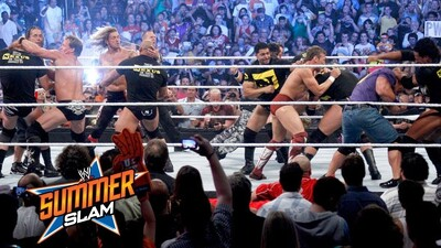 WWE SummerSlam 2010 Trailer