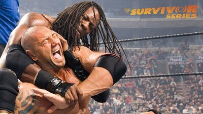 WWE Survivor Series 2006 Trailer