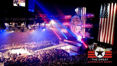 WWE The Great American Bash 2005 Trailer