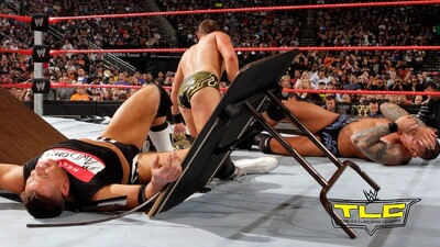 WWE TLC: Tables Ladders & Chairs 2010 Trailer