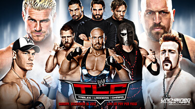 WWE TLC: Tables Ladders & Chairs 2012 Trailer