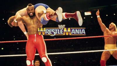WWE WrestleMania Trailer