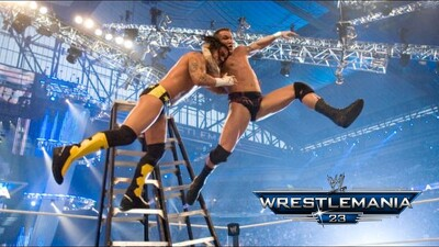 WWE WrestleMania 23 Trailer