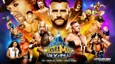 WWE WrestleMania 29 Trailer