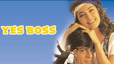 Yes Boss Trailer