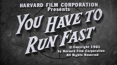 You Have to Run Fast Trailer