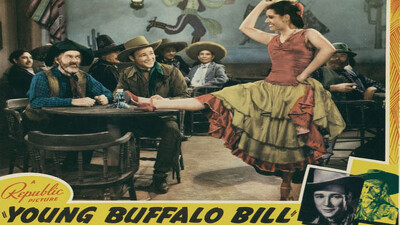 Young Buffalo Bill Trailer