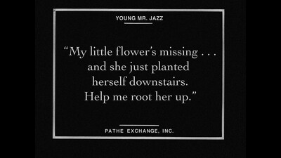 Young Mr. Jazz Trailer