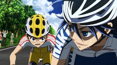 Yowamushi Pedal Re:ROAD Trailer