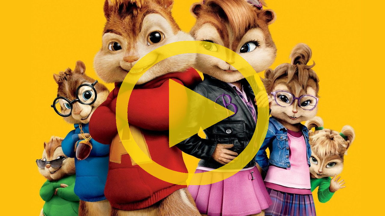 alvin and the chipmunks the squeakquel 2009 official