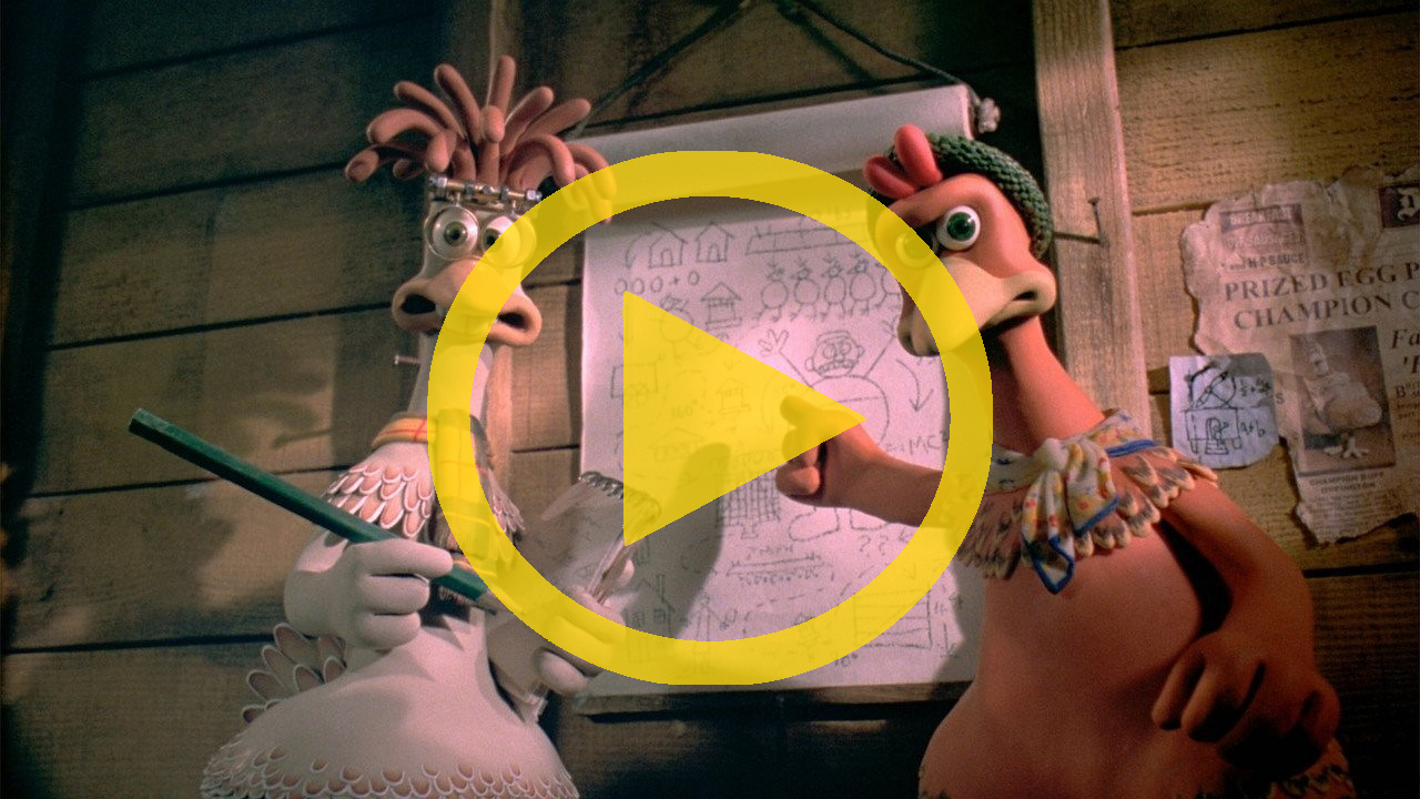 chicken run movie essay Run lola run essay minutes of a 1995 film titled nick of time, starring johnny depp like the movie run lola run, this film was centered on time being of the utmost.