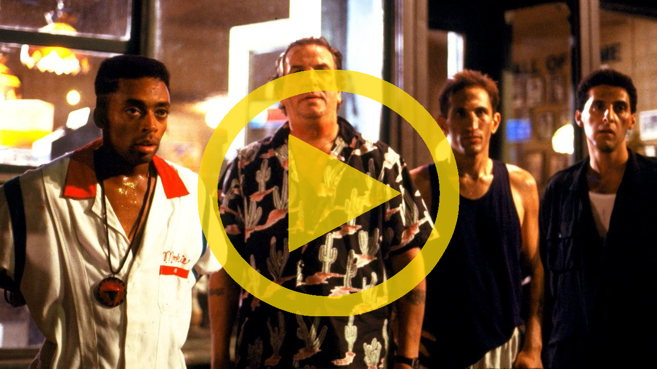 List of characters in Do the Right Thing