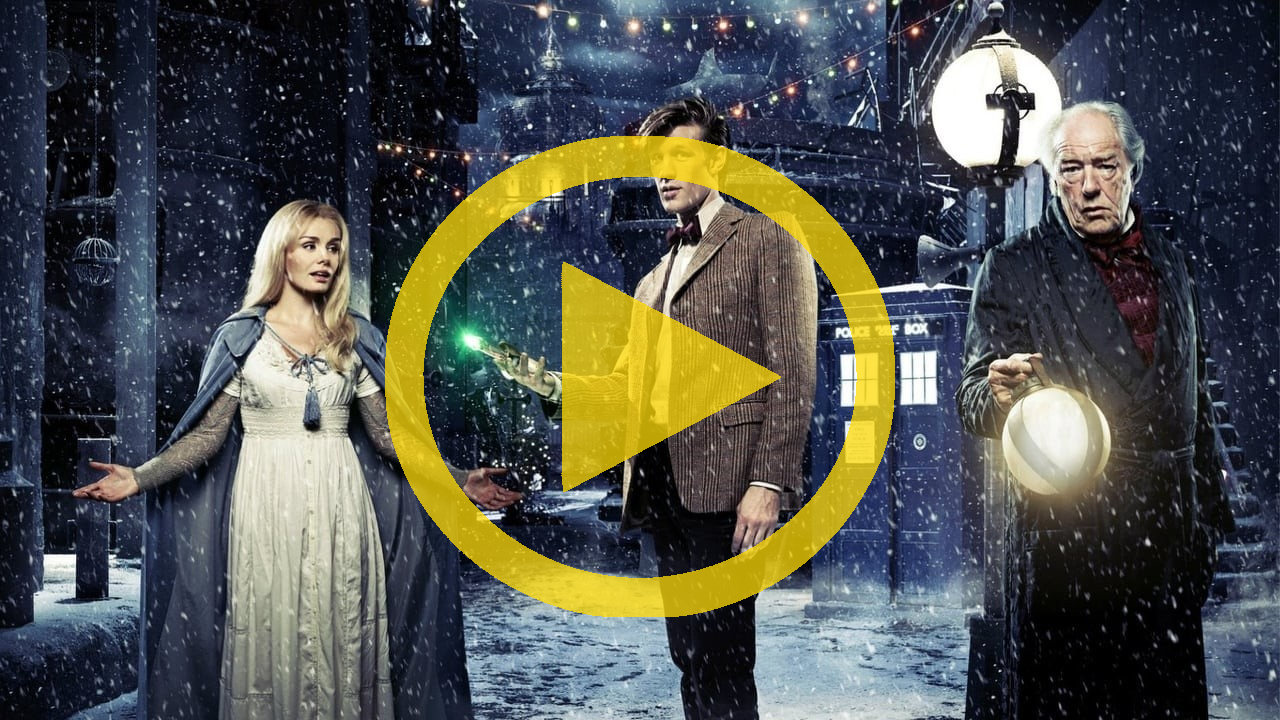 Doctor Who: A Christmas Carol (2010) - Official HD Trailer