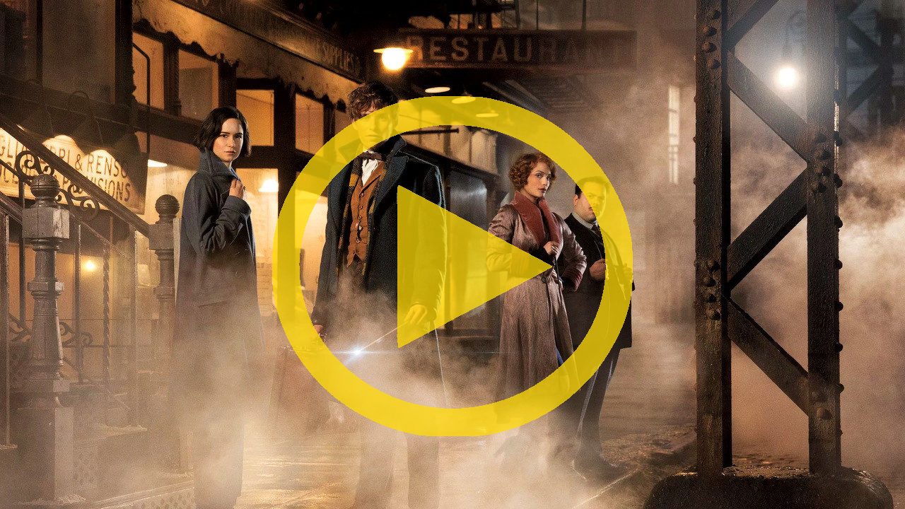 fantastic beasts and where to find them 2016 official