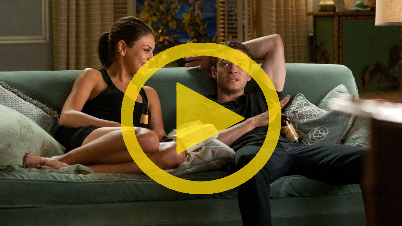 Friends with benefits porn movie