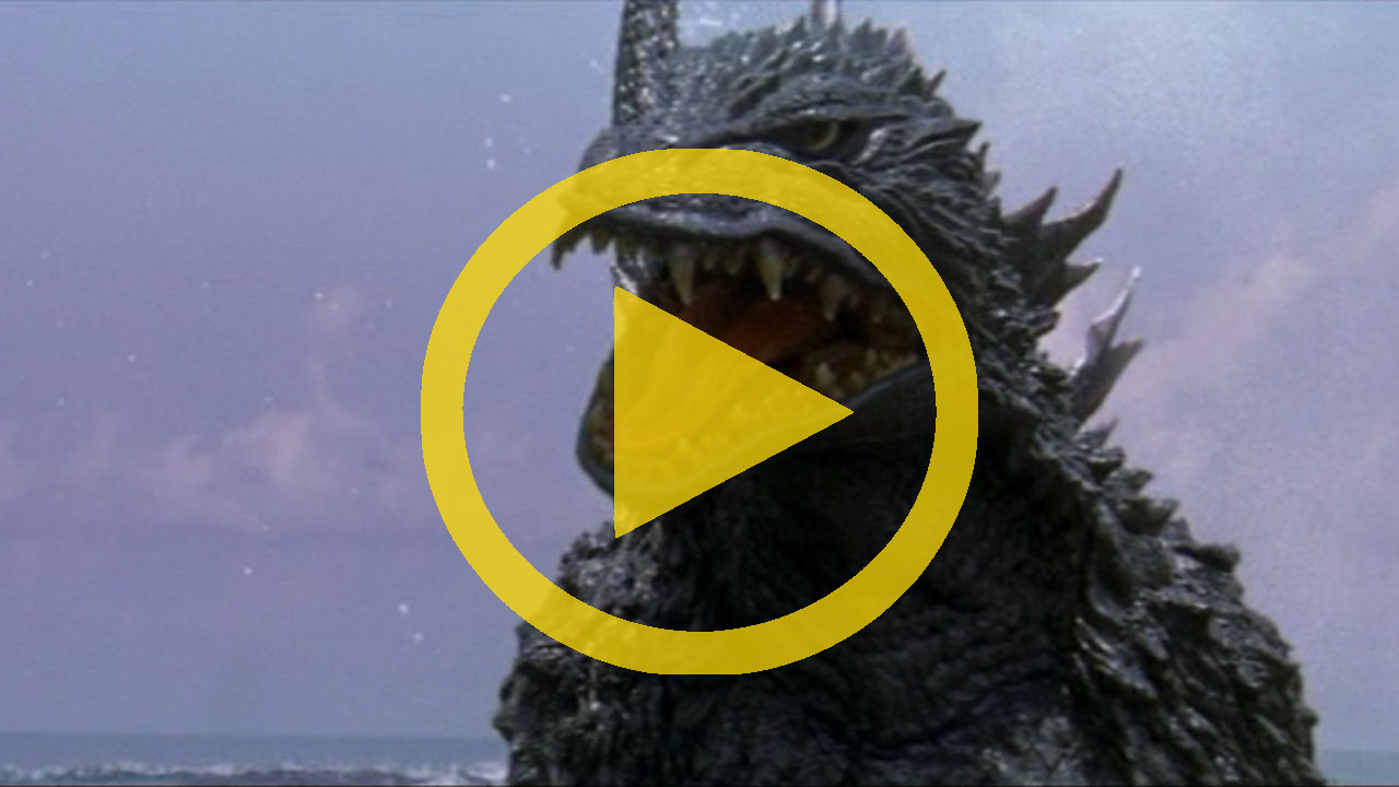 Godzilla vs. Megaguirus (2000) - Official HD Trailer