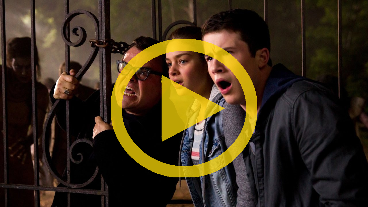goosebumps 2015   official hd trailer