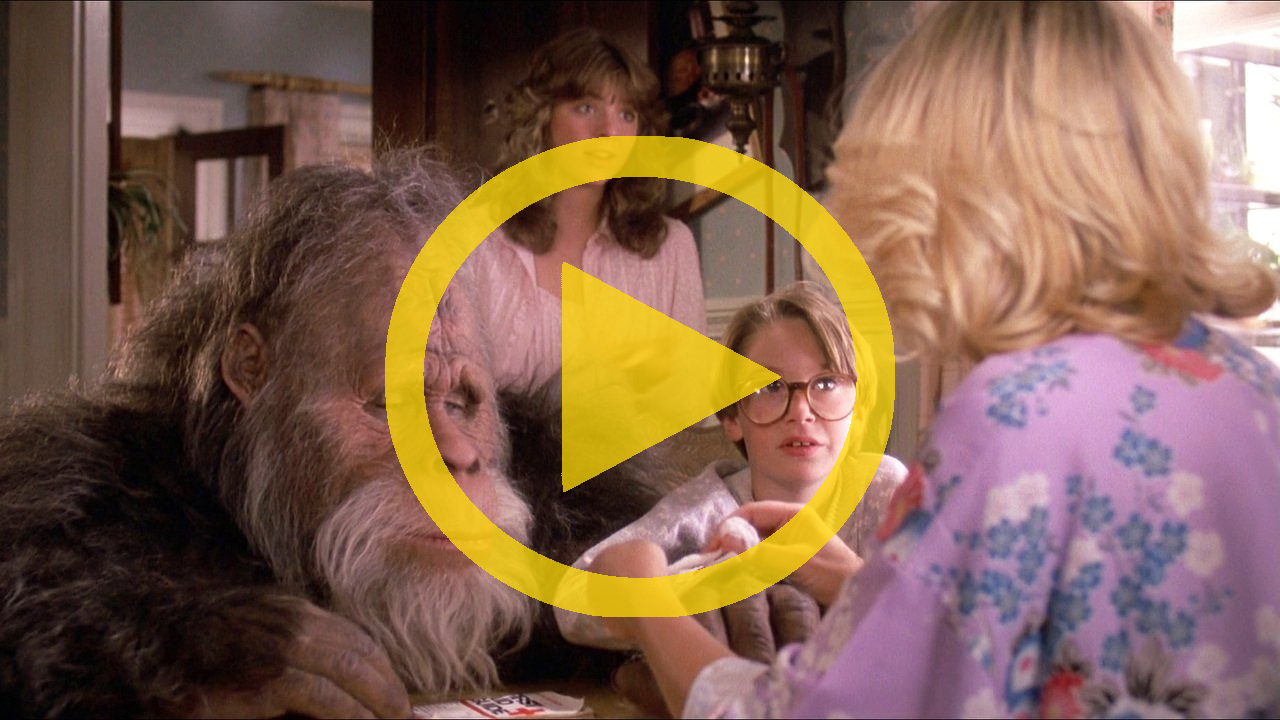 harry and the hendersons 1987 official hd trailer
