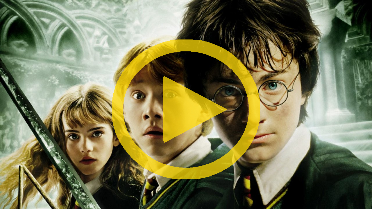 harry potter and the chamber of secrets 2002 official