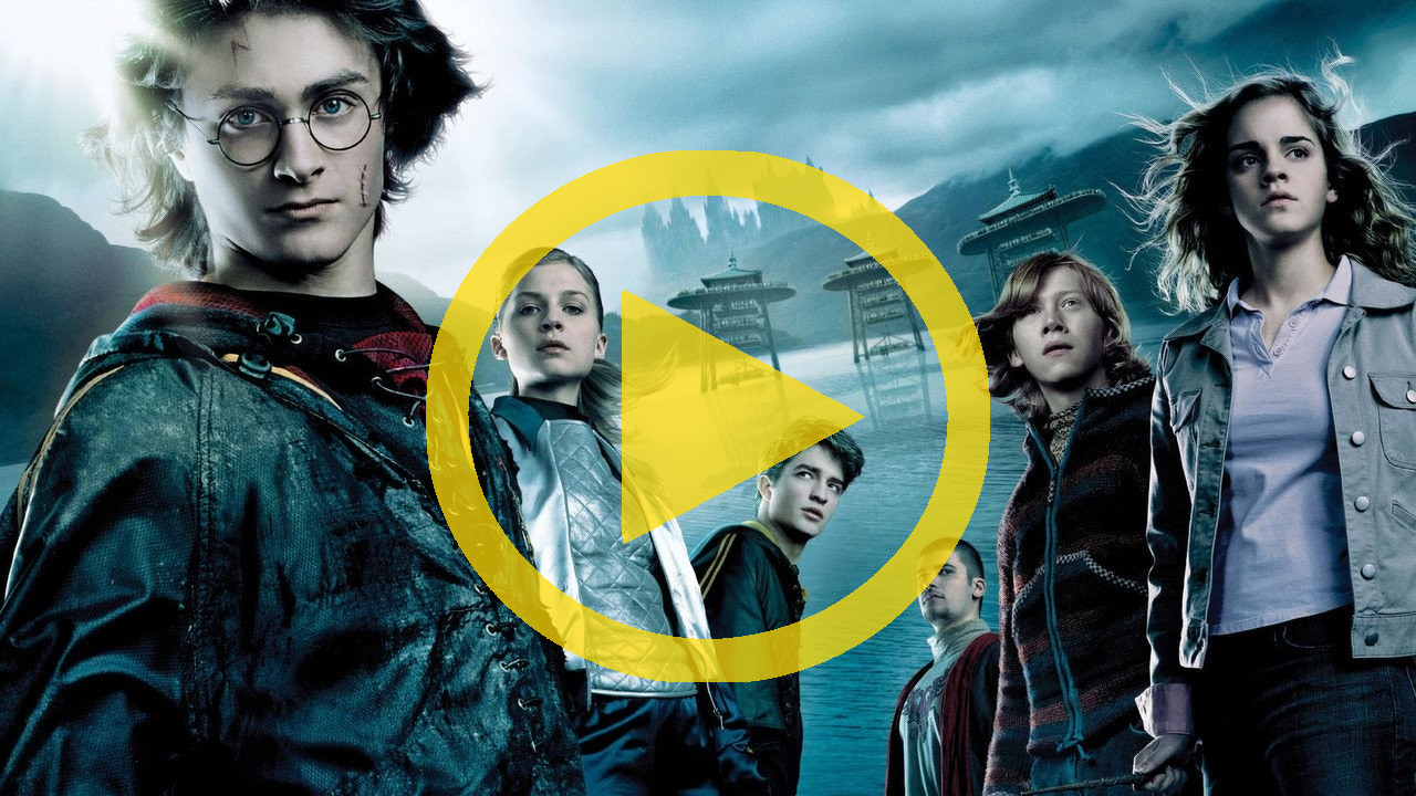 Harry Potter and the G...